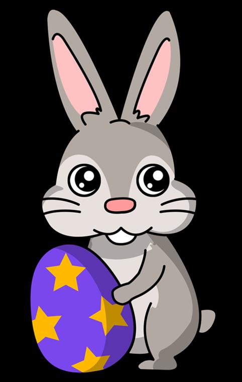 Bunnies Clipart.