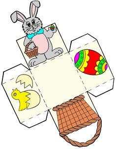 Free Easter Rabbit Clipart. Classroom Treasures..