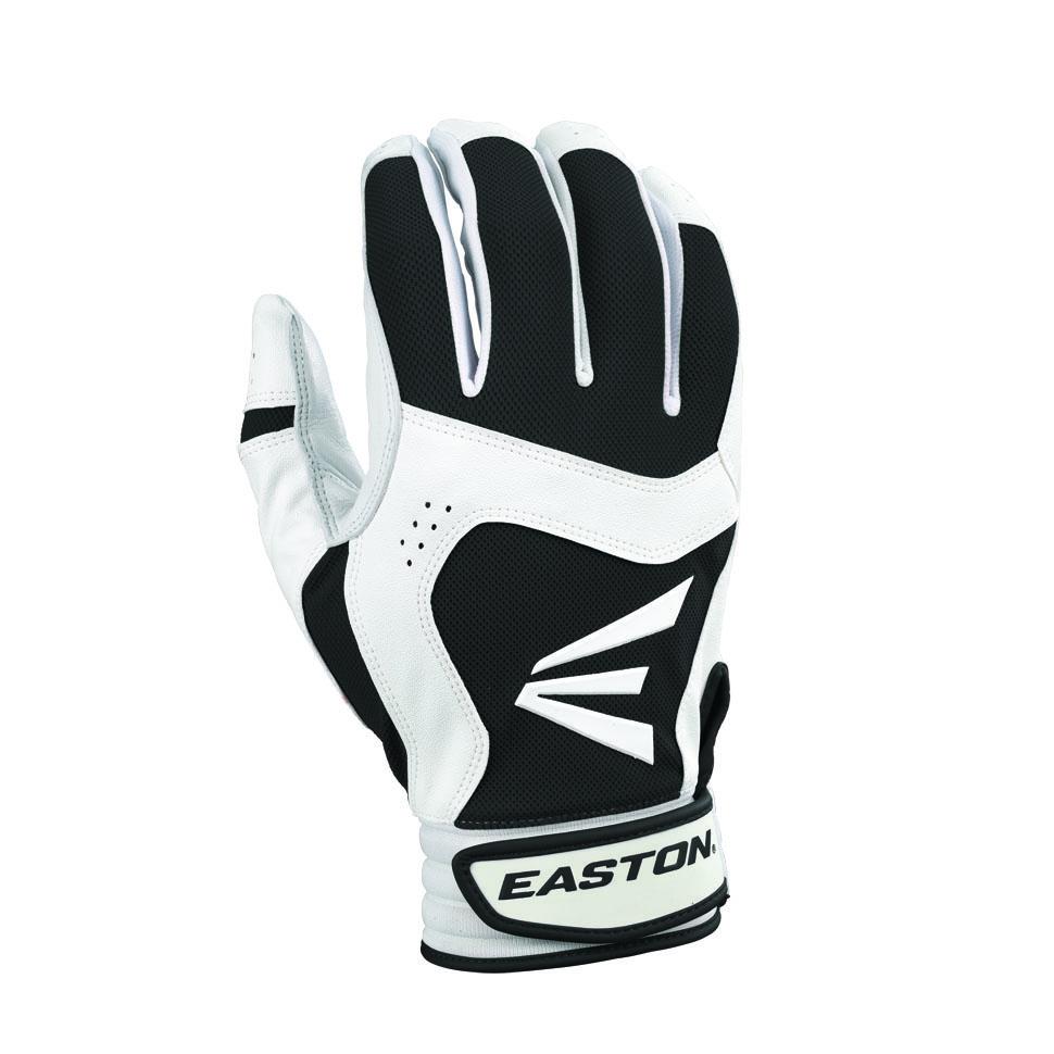 Easton Baseball Batting Gloves.