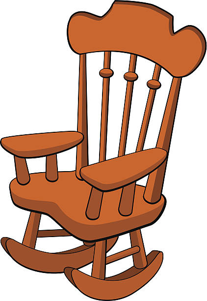 Best Rocking Chair Illustrations, Royalty.