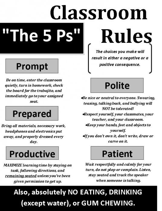 25+ best ideas about Kindergarten Classroom Rules on Pinterest.