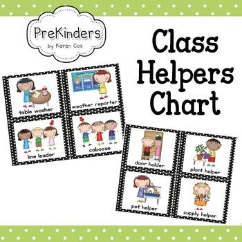 Class Helpers Chart.