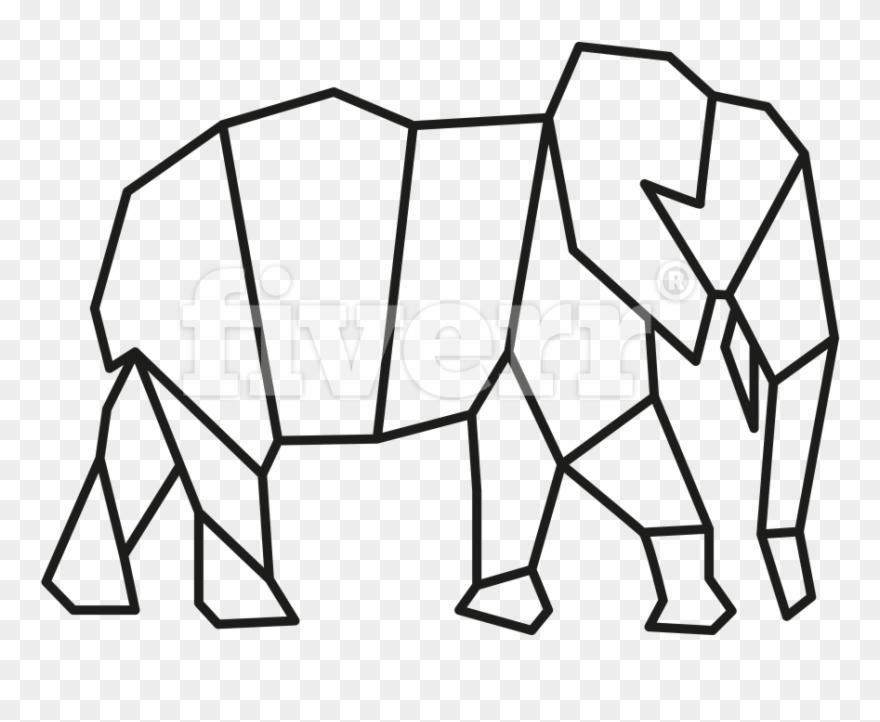 Simple Geometric Animals.