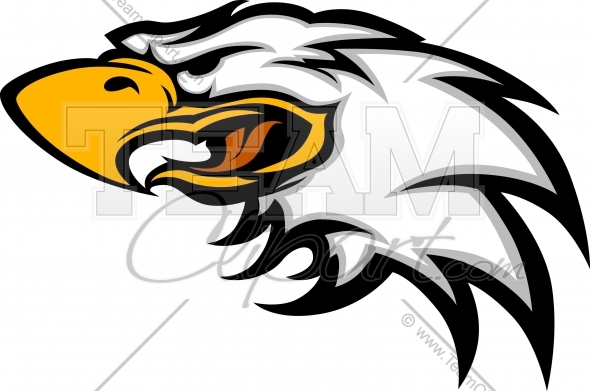 Eagle Clipart Clipart Image. Easy to Edit Vector Format.