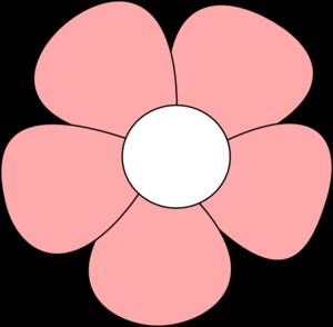 Flower clip art easy.