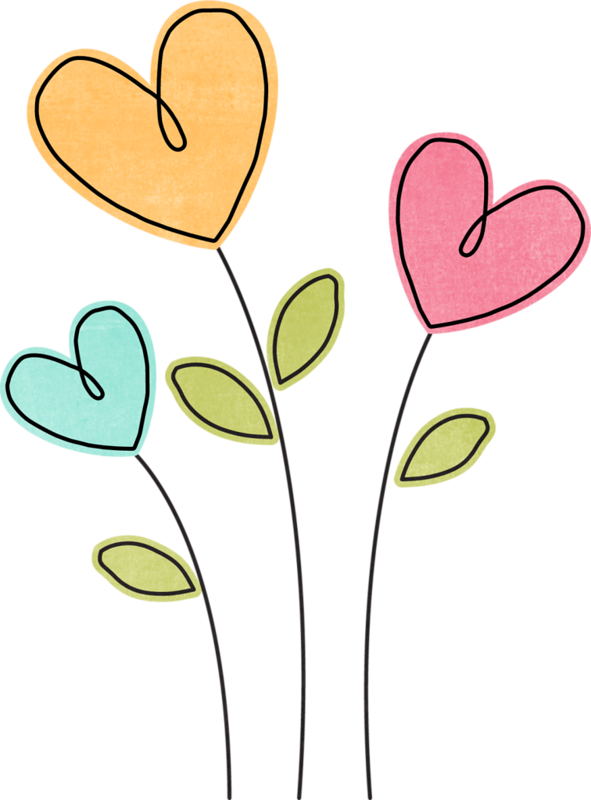Download Cake Clipart, Heart Clip Art, Flower Clipart, Easy.