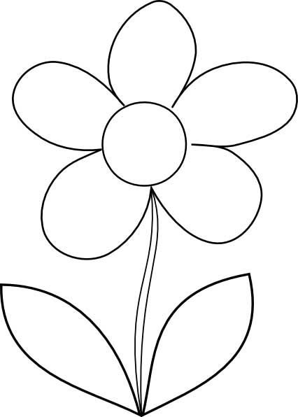1000+ ideas about Flower Outline on Pinterest.