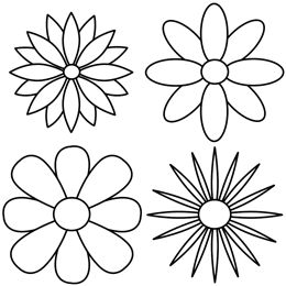 1000+ ideas about Easy To Draw Flowers on Pinterest.