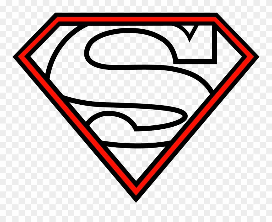 Superman Logo Clip Art Free Clipart Images.