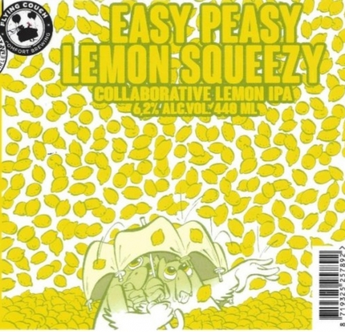 Het Uiltje Easy Peasy Lemon Squeezy.