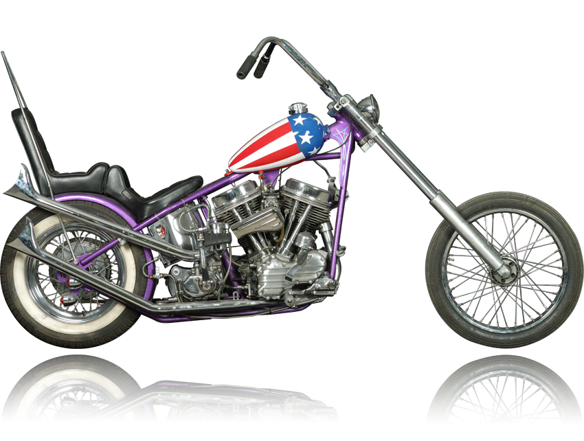 Easy Rider clipart Motorcycle Easy Rider Chopper clipart.