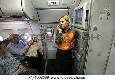 Stock Photograph of easyjet is one of the many low budgt airliners.