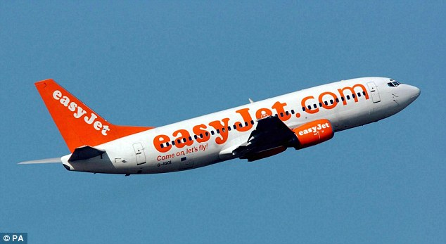 Kate Moss 'led off easyJet flight for swigging vodka from cabin.