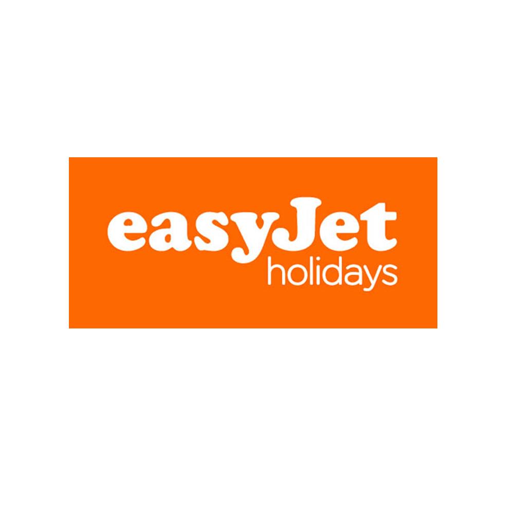 easyJet Logo.