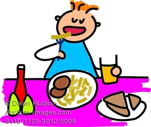 Gallery For > Eat and Drink Clipart.