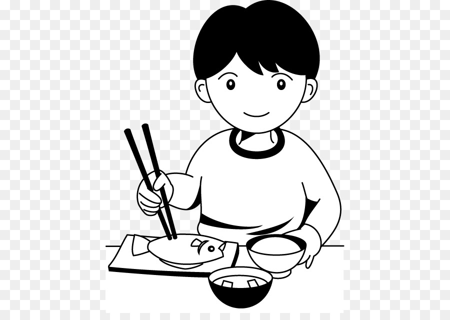 Eat Clip Art Black And White (106+ images in Collection) Page 1.