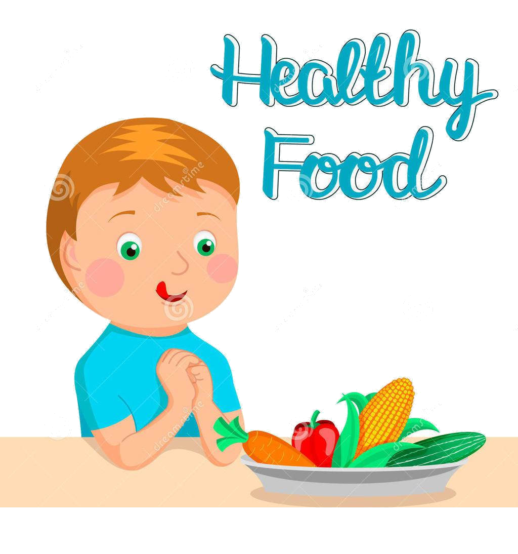Eating Healthy Clipart Food Station Magnificent Free Png.