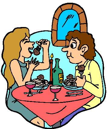 Eat Out Clipart.