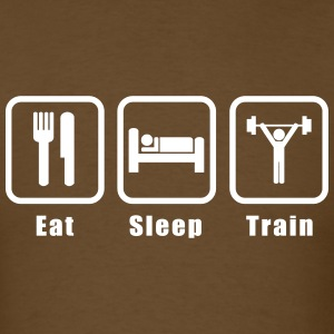 Eat Sleep Train Repeat T.
