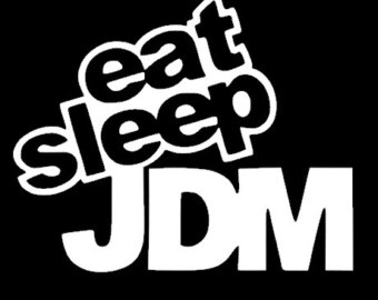 Eat Sleep Jdm Clipart.