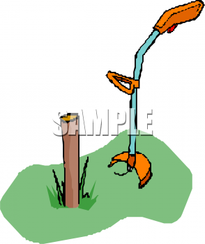Clip Art Weed Eater Clipart.