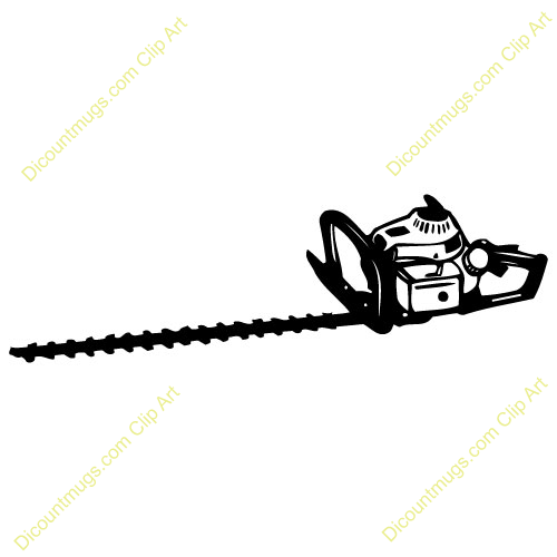 Weed Eater Clipart.