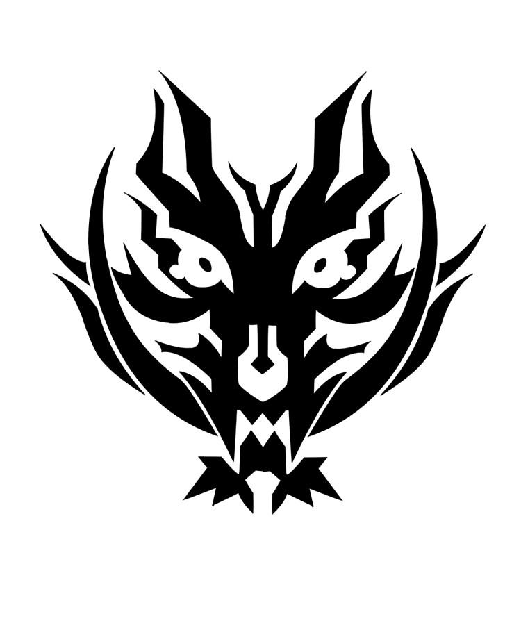 God Eater 2 Rage Burst Logo.