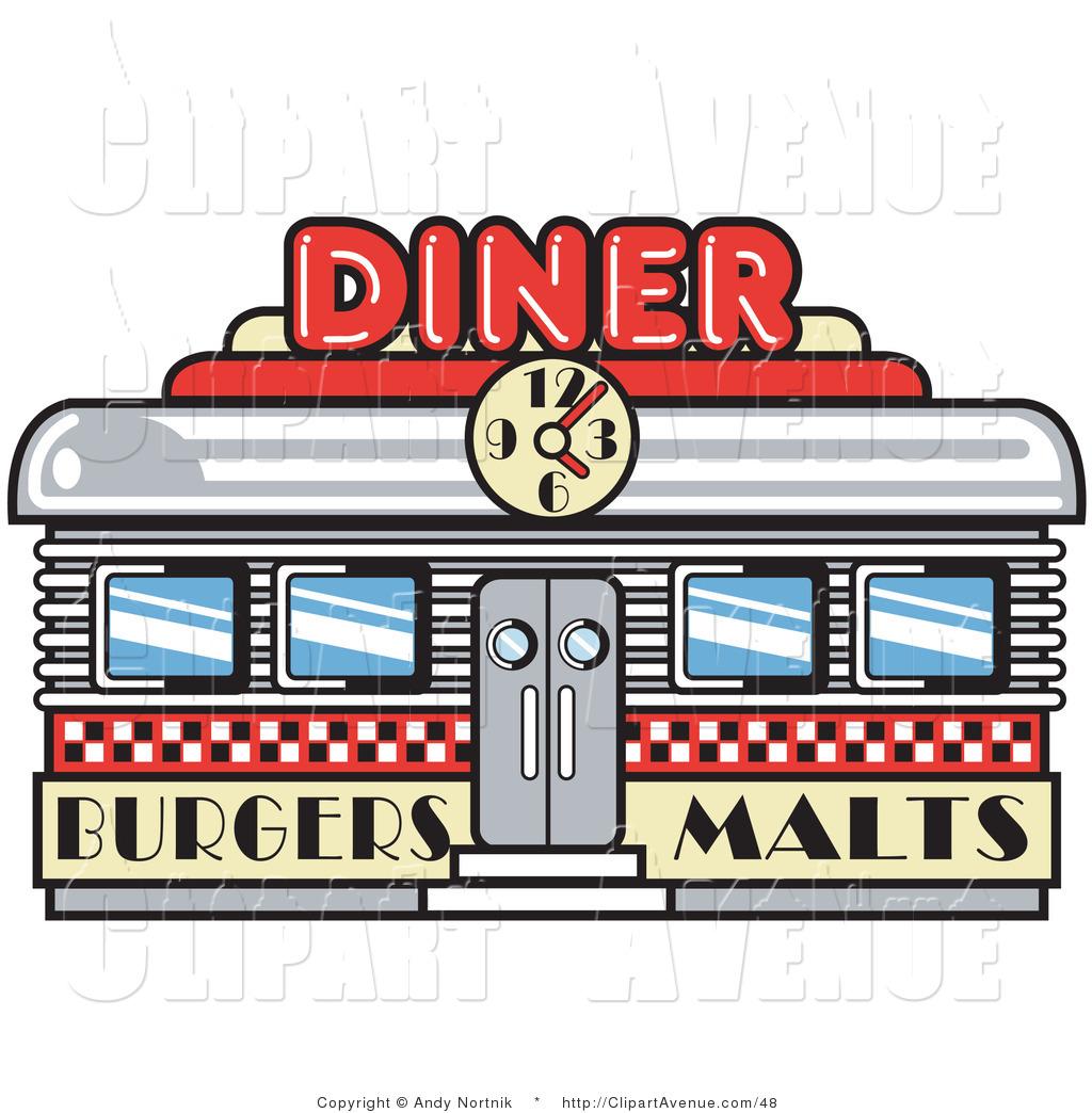 Restaurant images clip art.