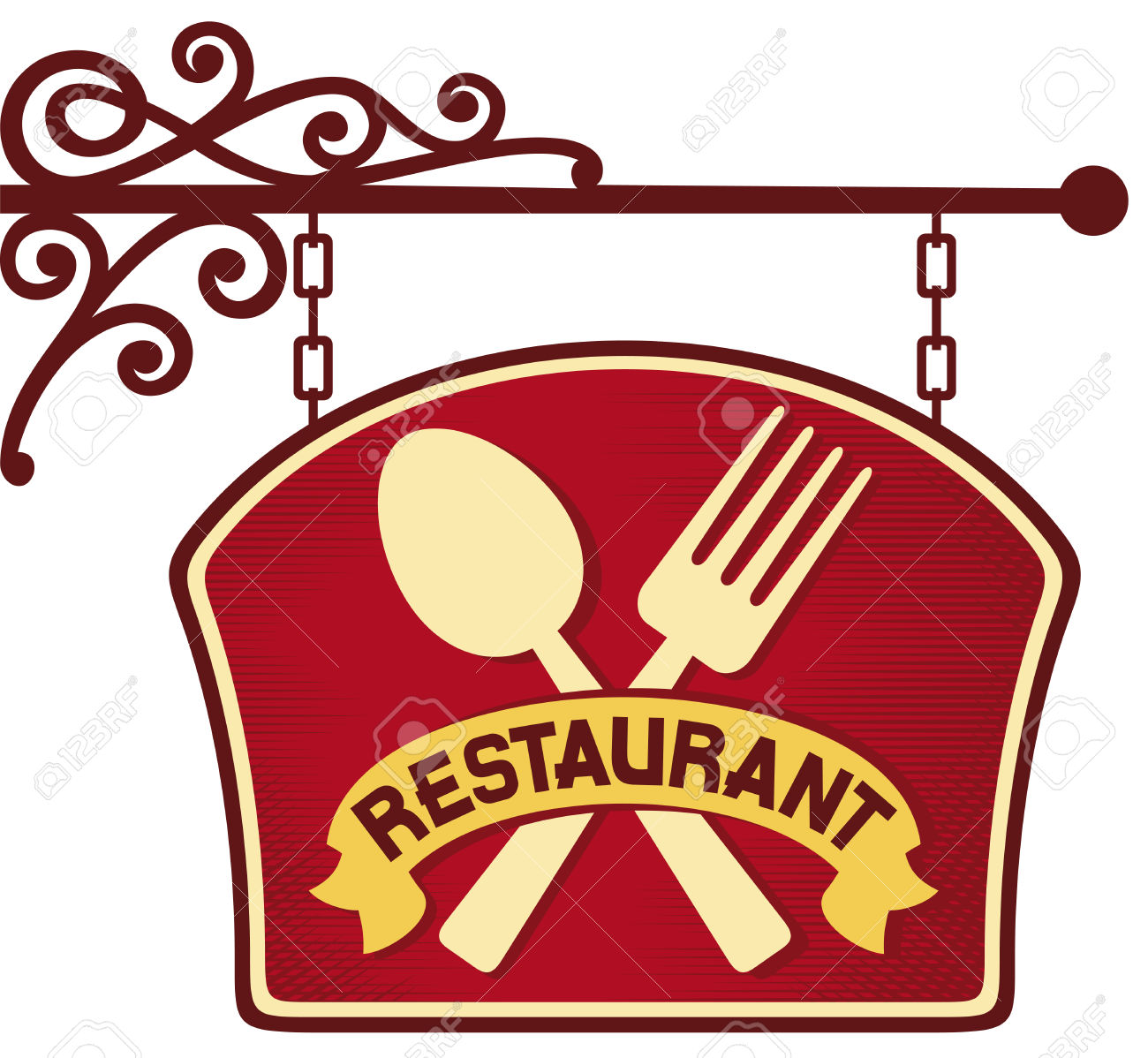 Eateries clipart - Clipground