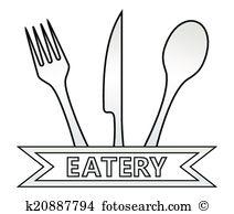 Eatery Clipart and Illustration. 1,020 eatery clip art vector EPS.