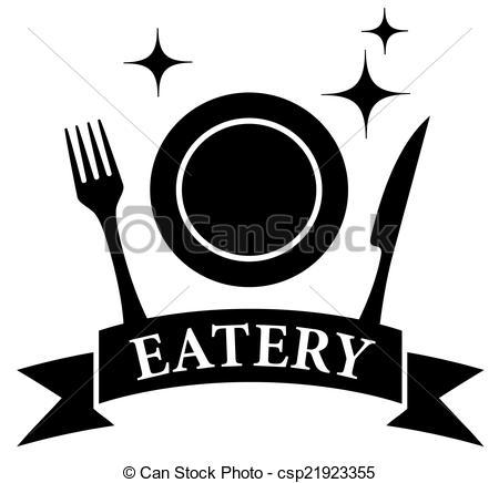 Eatery Clip Art.