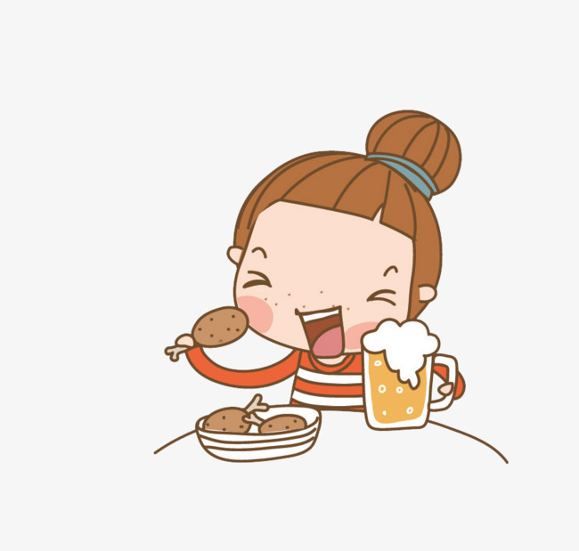 Eat And Drink Clipart.