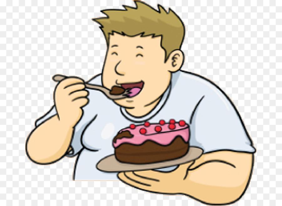 Png Eating Cake & Free Eating Cake.png Transparent Images #27353.