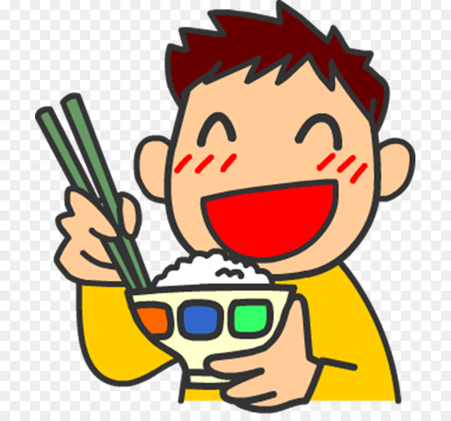 Eating Cartoon clipart.