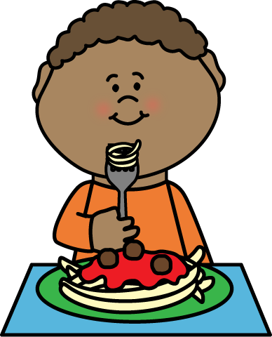 eating clipart #3.