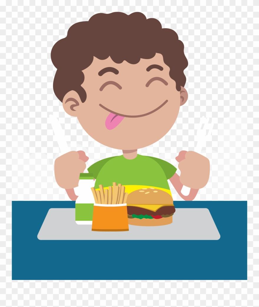 Child Food Health Menu Cantina.
