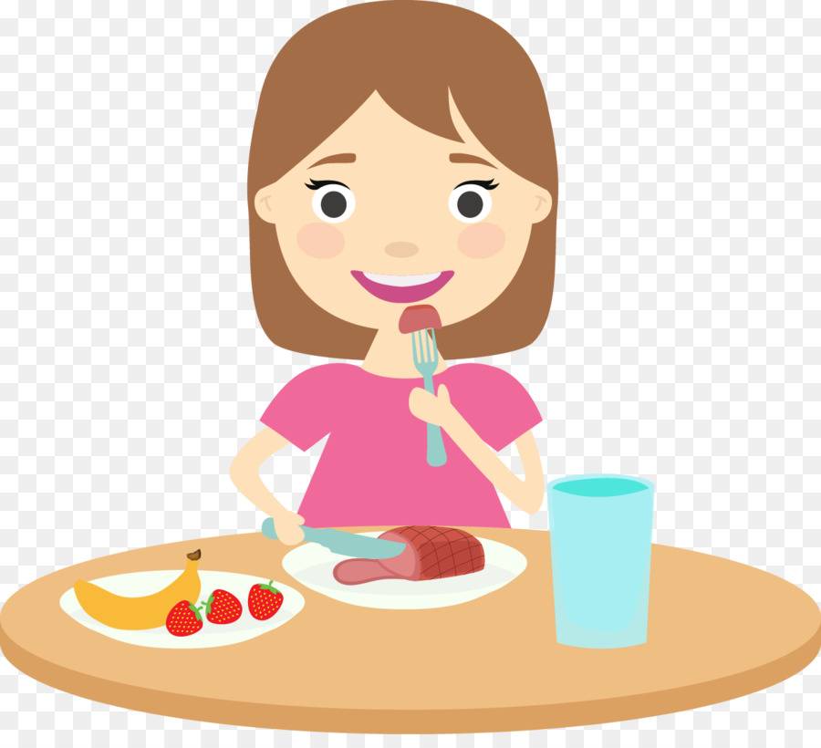 Kids eating healthy food clipart 5 » Clipart Station.