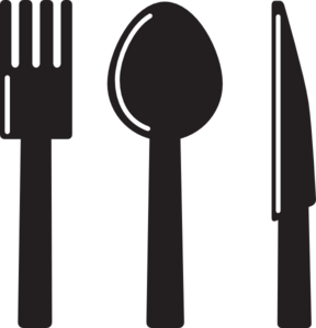 Utensils clipart.