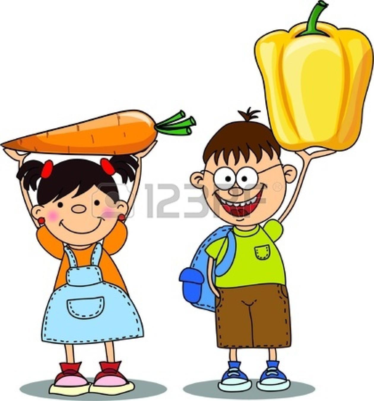 Vegetables Cartoon.
