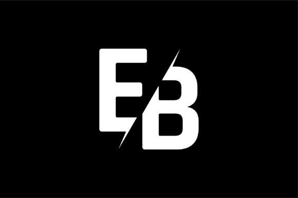 Monogram EB Logo.