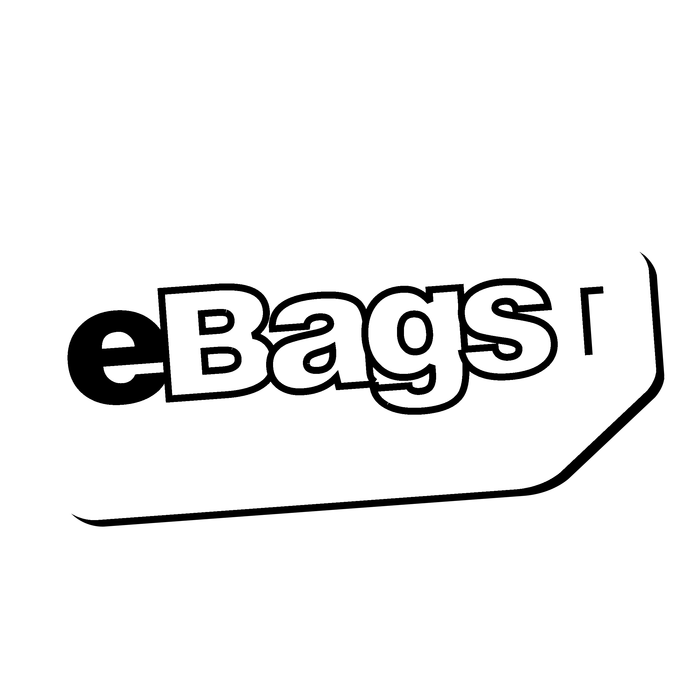 eBags Logo PNG Transparent & SVG Vector.