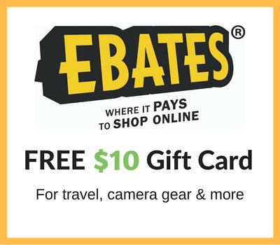 $10 FREE money on EBATES.