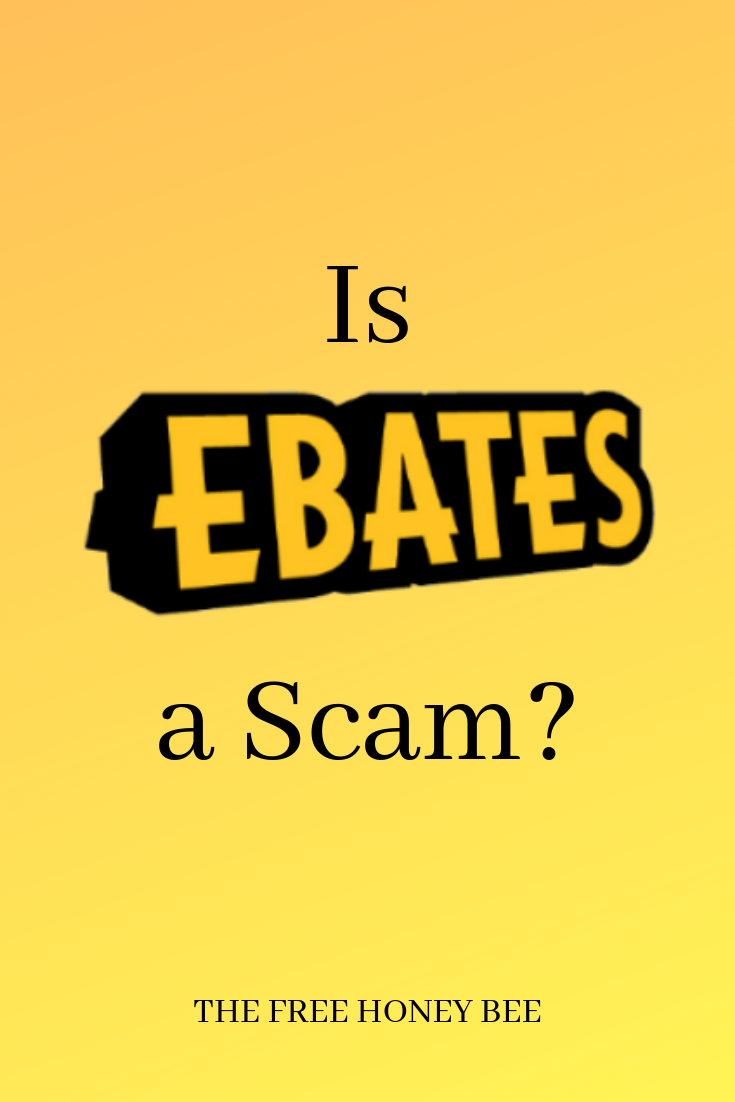 Is Ebates A Scam? — Melissa Joy Creative.