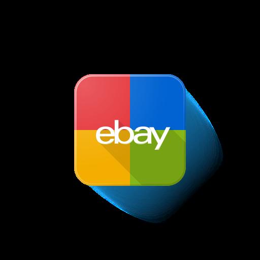 Logo, Ebay icon.