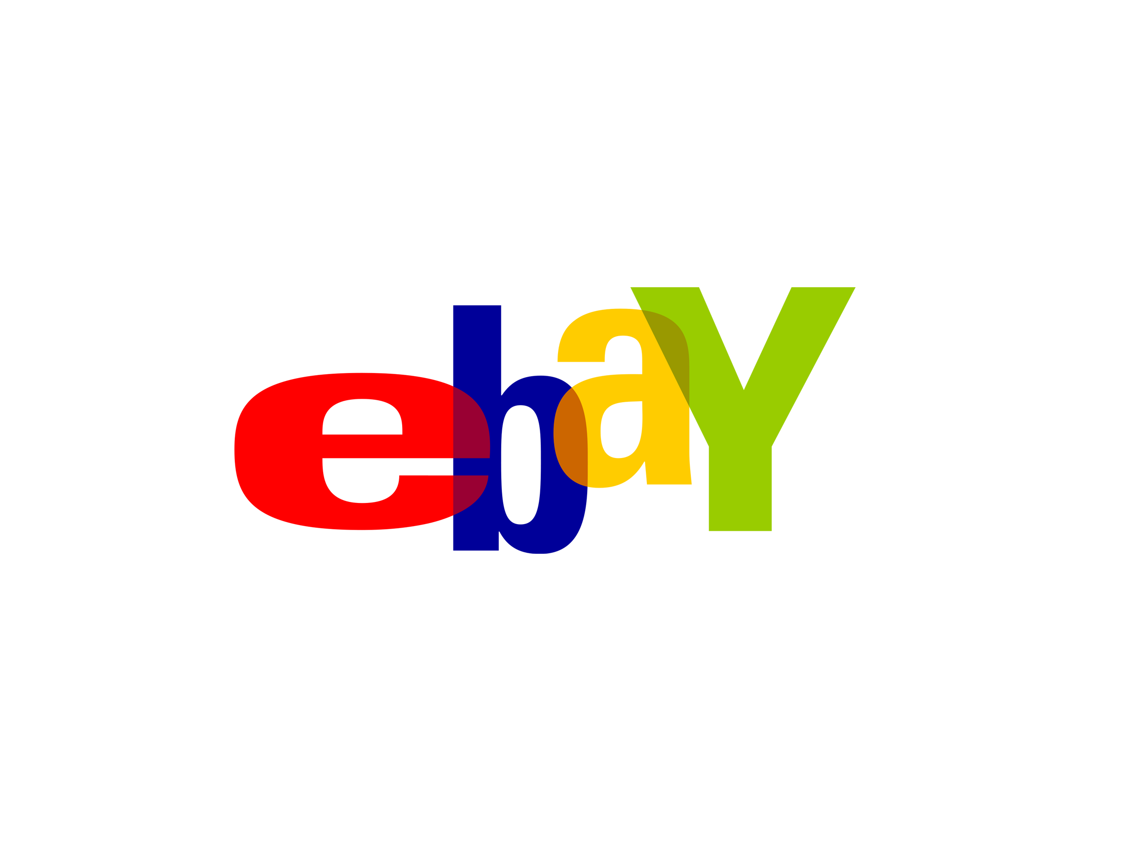 Ebay logo PNG.