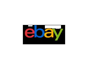 Ebay Logo Png Transparent #4575.
