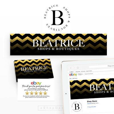 Ebay Store Branding Kit.