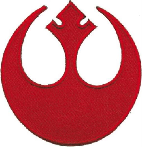 Details about Star Wars: Rebel Alliance Red Squadron Logo Embroidered  Patch, NEW UNUSED.