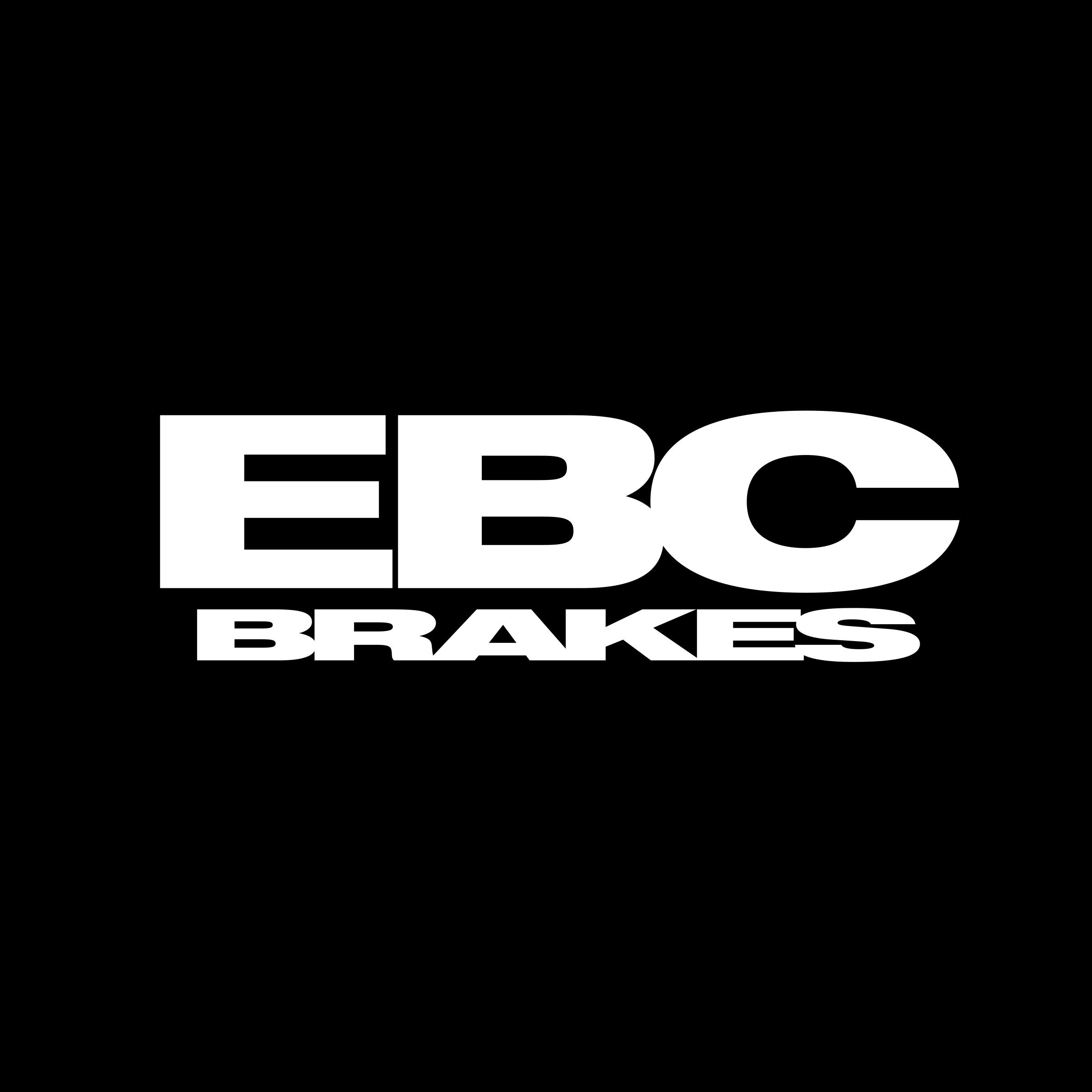 EBC Brakes Logo PNG Transparent & SVG Vector.