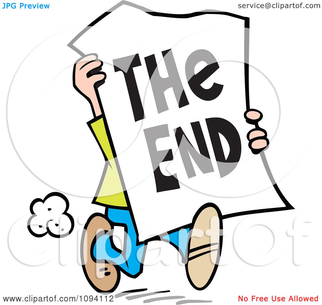 The End Clip Art & The End Clip Art Clip Art Images.